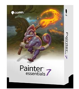 Painter Essentials 7